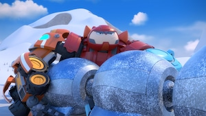 Combat glacé