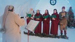 La chorale de Noël - Les grands préparatifs