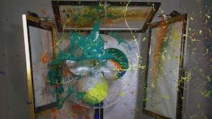 Le ventilo-peinture et le super coupe-frites