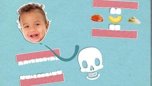 Pourquoi perdons-nous nos dents de lait?