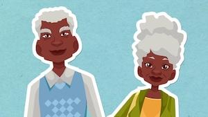 Pourquoi la peau ride-t-elle quand on vieillit?