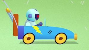 Le mystère de la voiture fantôme
