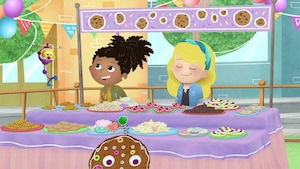 Le mystère des biscuits