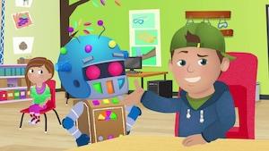 Le mystère du concours de robots