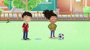 Le mystère du ballon d'Alex