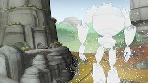Le titan de glace