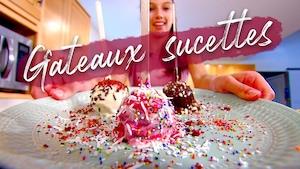 B-TV : Gâteaux sucettes