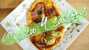 B-TV : Pizza 4 saisons