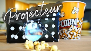 B-TV : Projecteur
