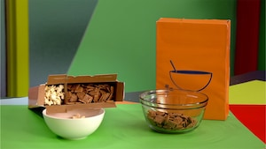 La boîte de céréa-pop