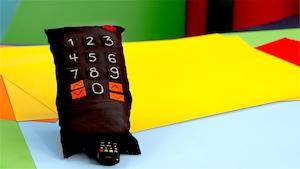 Le coussin-télécommande