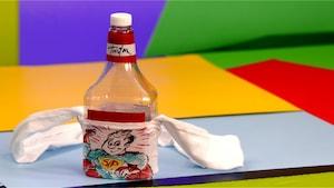 La bouteille sauve-planète
