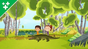Comptine - Ah! les crocodiles