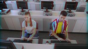 Écrire à l'ordinateur