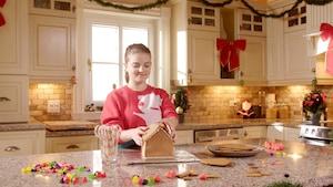 Fabriquer une maison en pain d'épices