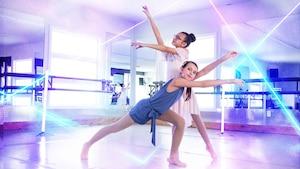 Défi danse avec les sœurs Coutu