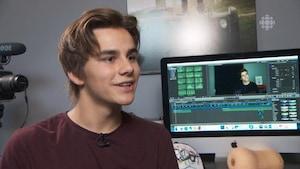 L'équipe rencontre le Youtubeur Thomas Dufour