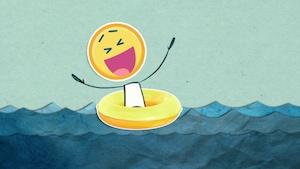 Pourquoi l'eau de la mer est-elle salée?