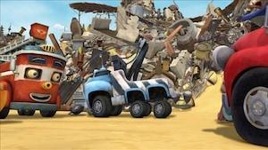 L'épreuve de force des camions