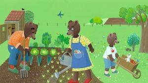 """Joue à """"Casse-tête Petit ours brun"""""""