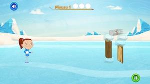 """Joue à """"Canot cocasse - Bataille de boules de neige"""""""