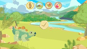 """Joue à """"J'élève mon dinosaure"""" (ce jeu est en Flash)"""