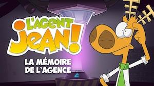 """Joue à """"La mémoire de l'Agence"""" avec L'Agent Jean"""