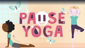"""Joue à """"Pause yoga"""""""