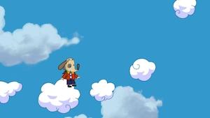 """Joue à """"Polo dans les nuages"""""""