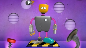 "Joue à ""Robotik - Robotik-bo"" avec Robotik"