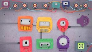 "Joue à ""Robotik - Mélodie-bo"" avec Robotik"