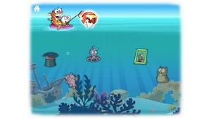 """Joue à """"Pêche miraculeuse"""" avec YaYa et Zouk"""