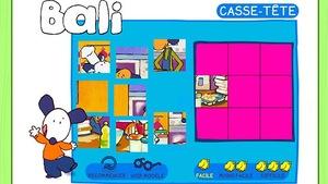 """Joue à """"Bali - Casse-tête 3 niveaux"""" (ce jeu est en Flash)"""