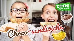 Choco-sandwich