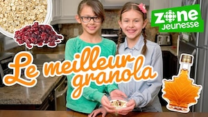 Le meilleur granola du monde entier