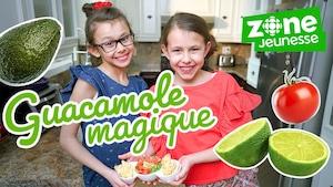 Guacamole magique