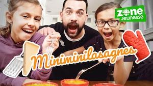 Miniminilasagnes