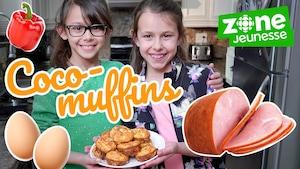 Coco-muffins