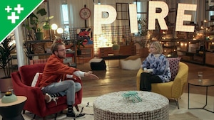 Bonus :Les pires moments du tournage avec Ludivine Reding