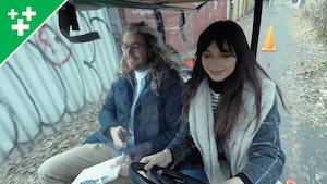 Bonus :Les pires moments du tournage avec Rosalie Bonenfant