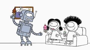 Le robot à tout faire