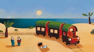 En avant petit train!