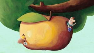 Une pomme pour deux