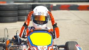Adam Bellafquih, accro à la vitesse