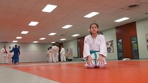 Loubna Bradai, une judoka qui vise les plus hauts sommets