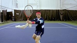 Activité : Le tennis