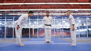 Activité : Le judo