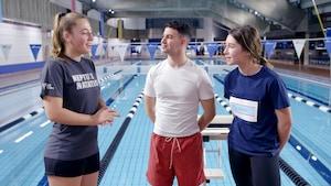 Activité para : La natation