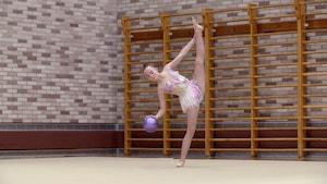 Activité : La gymnastique rythmique