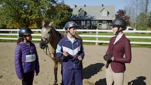 Activité : Sport équestre